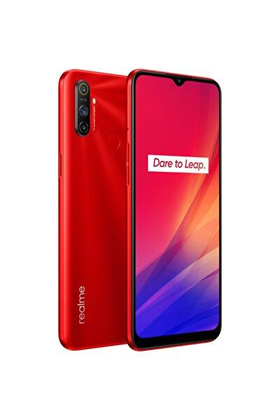 Oppo Realme C3 64GB Kırmızı Cep Telefonu (Realme Türkiye Garantili)