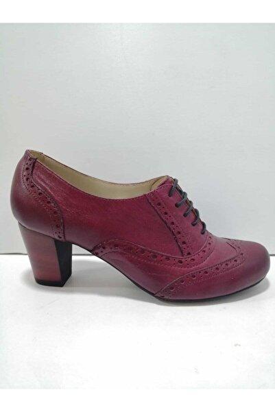 GÖN Kadın Topuklu Ayakkabı