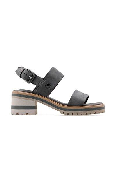 Timberland Kadın Günlük Sandalet Gri