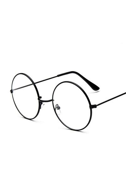 eticacollections Yuvarlak Model Gözlük - Harry Potter Gözlüğü Bakır