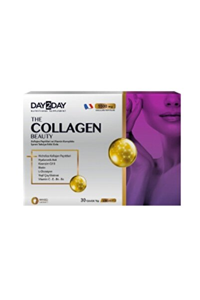 DAY2DAY The Collagen Beauty 30 Tüp X 40 ml