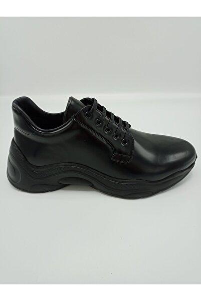 Trust Erkek Siyah Sneaker Ayakkabı