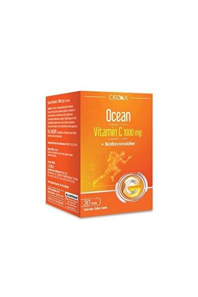 Ocean Vitamin C 1000 Mg (30 Tablet)