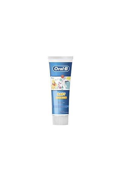 Oral-B Bebek Diş Macunu 0-2 Yaş Winnie 75 ml
