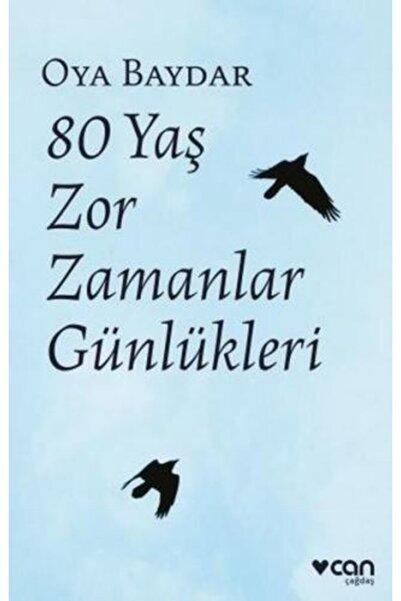 Can Yayınları 80 Yaş Zor Zamanlar Günlükleri