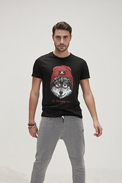 Bad Bear Erkek Baskılı T Shirt 20.01.07.015