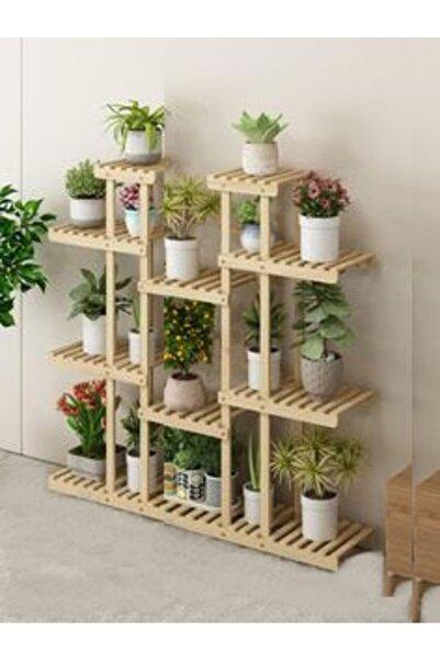 AHŞAP ATÖLYE Ahşap Çiçeklik Kitaplık Saksılık Balkon Bahçe Standı Çeşitleri Çiçek Sehpası Rafı Modelleri