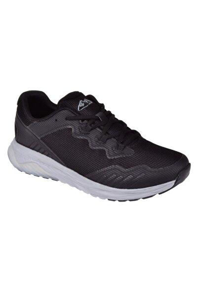 Friendly Erkek Spor Ayakkabı Sneakers Tornado Siyah-füme