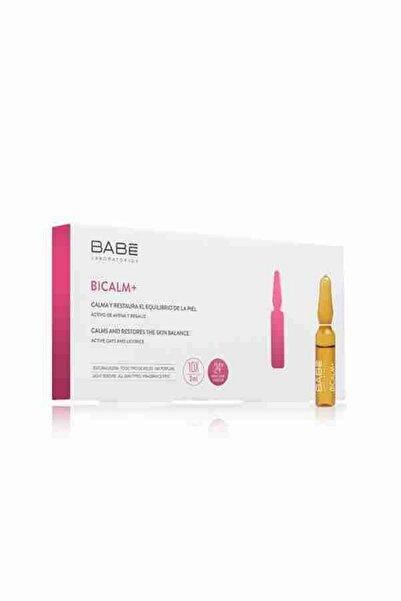 Babe Bicalm+ 10'lu Ampul Yatıştırıcı Ve Onarıcı Etkili Konsantre Bakım 10x2ml