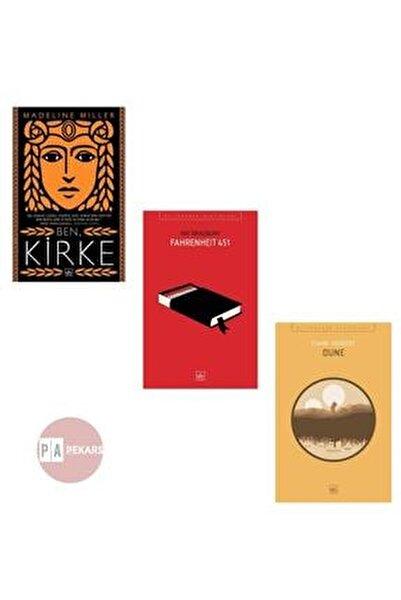 3'lü Set: Ben Kirke, Fahrenheit 451, Dune