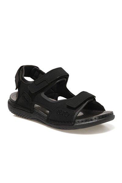 Polaris 400677.M1FX Siyah Erkek Sandalet 101022217