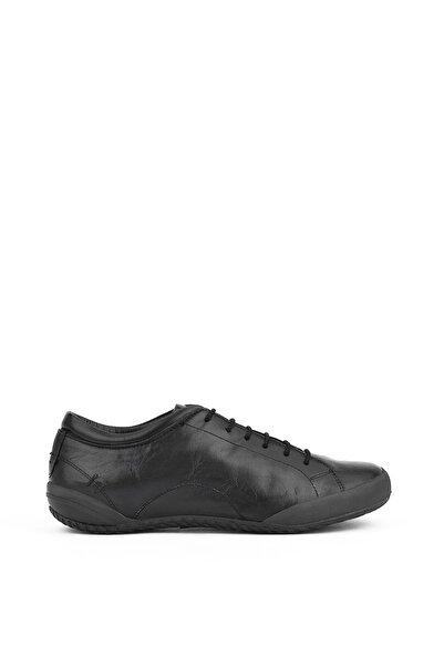 Ziya , Kadın Hakiki Deri Ayakkabı 111361 4160 Sıyah