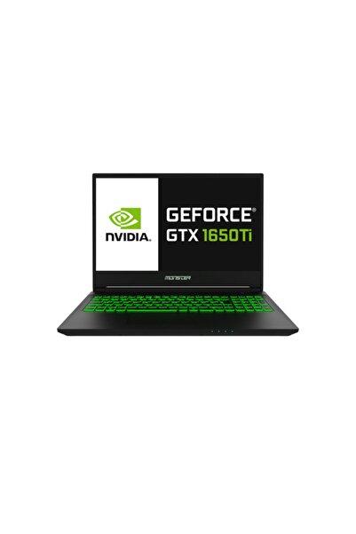 MONSTER Abra A5 V16.6.6 Intel Core I5 10200h 8gb 500gb Ssd Gtx 1650ti Win10 15.6''