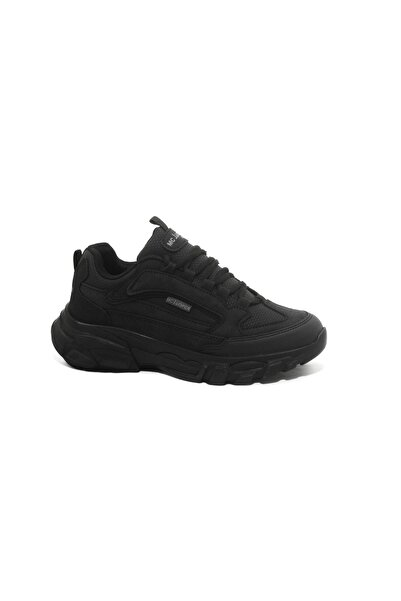 Marco Jamper Vd Collection Siyah Spor Ayakkabı