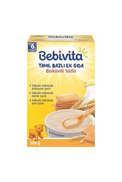 Bebivita Sütlü Bisküvili Tahıl Bazlı Ek Gıda 300 Gr