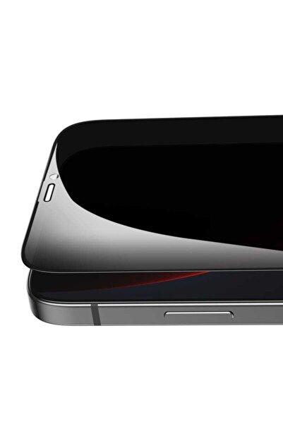 Benks Iphone 12 Pro Uyumlu 0.3mm V Pro Privacy Screen Protector
