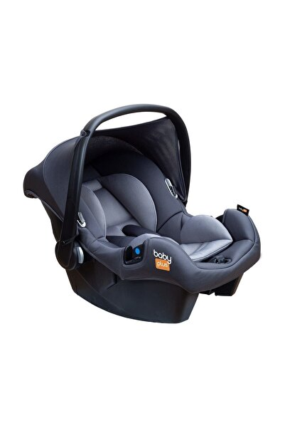 Baby&Plus Siyah Snug 0-13 Kg Oto Koltuğu