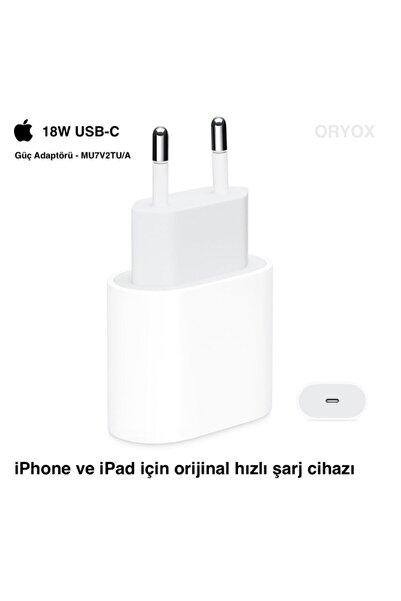 Appleline Iphone 11 12 Pro Yeni Nesil Hızlı 18 W Usb-c Şarj Adaptörü