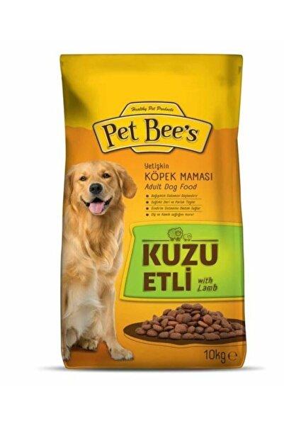 Jungle Pet Bee's Yetişkin Köpek Maması Kuzu Etli Mama 10 kg