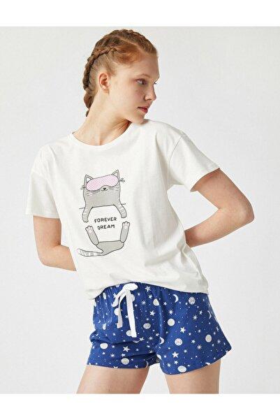 Koton Kadın Pijama Takımı