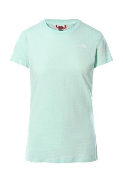 THE NORTH FACE Graphic Kadın Tişört Su Yeşili