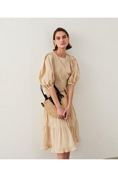 İpekyol Anvelop Form Koton Elbise