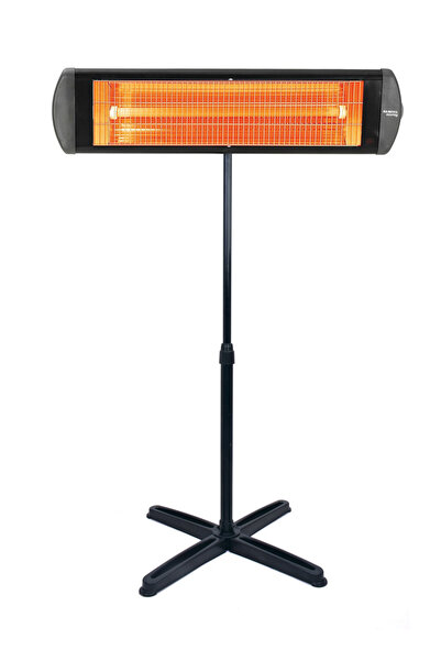 KUMTEL Ecoray Ex25S 2500W Ayaklı Infrared Isıtıcı