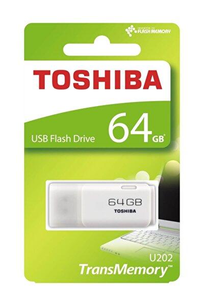 Toshiba Hayabusa 64GB USB 2.0 THN-U202W0640E4