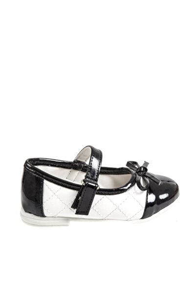 Soobe Kız Bebek Ayakkabı Siyah/Beyaz   14YKCAYK1285_00-0118