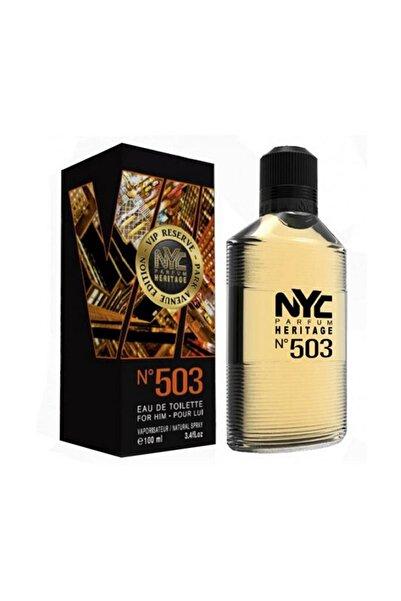 NYC Park Avenue Vip Reserve No: 503 Edt 100 ml Erkek Parfüm 875990005034