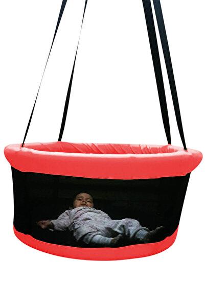 Svava Sepet Salıncak Tavan Salıncağı Çocuk Salıncağı (Kırmızı)
