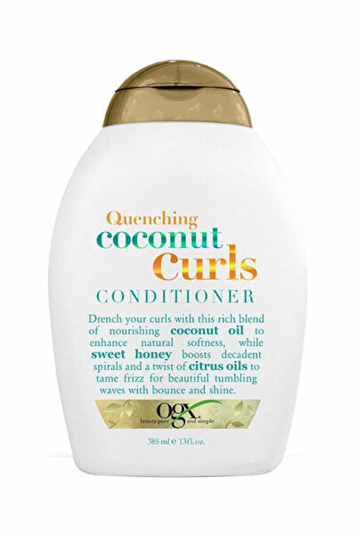 OGX Saç Kremi - Coconut Curls Conditioner 385 ml 0022796971920