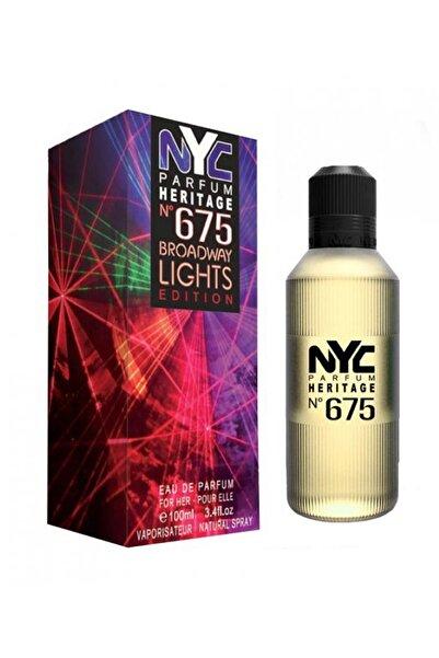 NYC Broadway Lights Edition No: 675 Edp 100 ml Kadın Parfümü 875990006758
