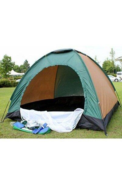 ERS 3 Kişilik Çadır Kolay Kurulumlu Kamp Çadırı 200 X 150 X 110 Cm