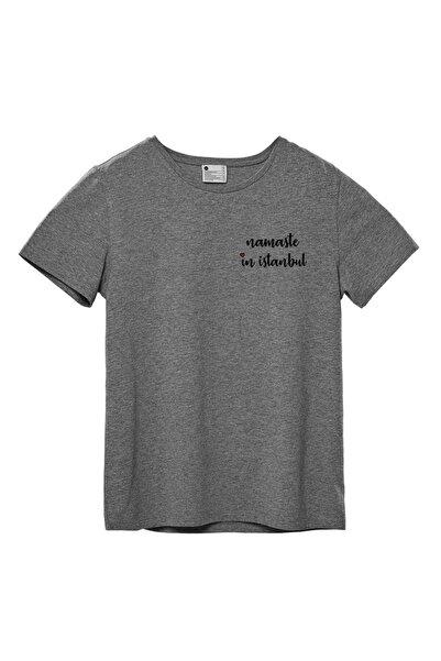 Yoga Zero Namaste in İstanbul Erkek T-shirt- Peace