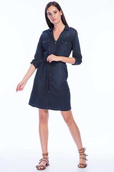 Lee Cooper Kadın Felicity 5 Denim Elbise 182 LCF 144003