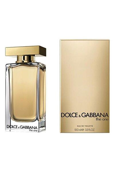 Dolce Gabbana The One Edt 100 ml Kadın Parfüm 3423473033295