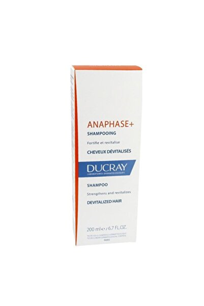 Ducray Anaphase+ Şampuan 200 ml