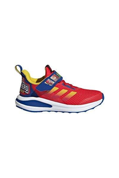 adidas Erkek Çocuk Kırmızı  Fortarun Superhero El C Koşu Antrenman Ayakkabısı