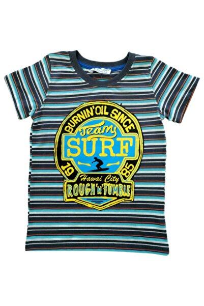 Watch Me Surf Oil Baskılı Tişört