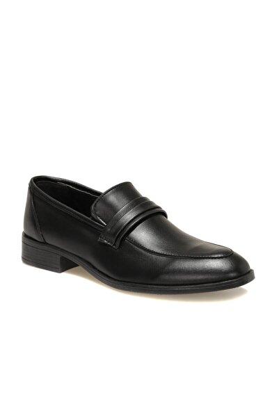 Downtown 115 1fx Siyah Erkek Klasik Ayakkabı