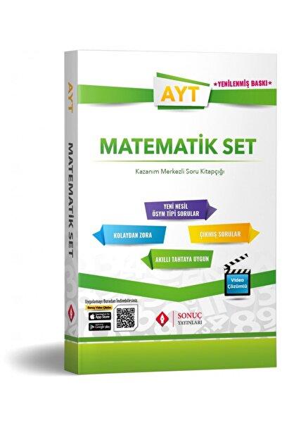 Sonuç Yayınları Sonuç Ayt Matematik Modüler Set