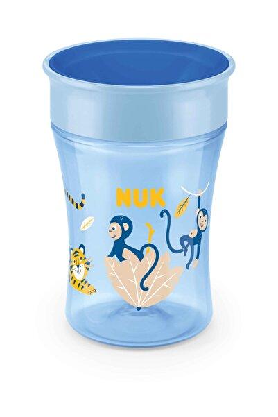 Nuk Magic Cup Evo Bardak Mavi Suluk 230 Ml *yeni*