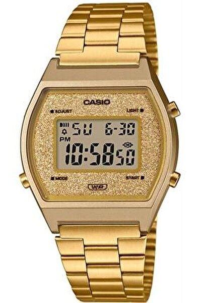 Unisex Gold Retro Kol Saati B640WGG-9DF