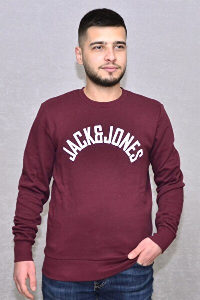 Jack & Jones Jack Jones Jorcast Erkek Sweat 12176239