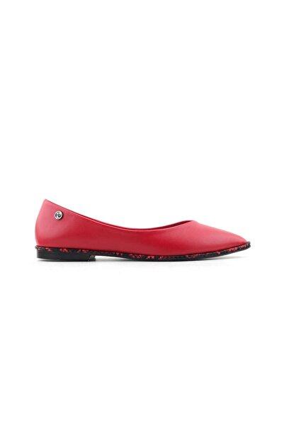 Pierre Cardin Pc 51152 Kadın Babet-kırmızı