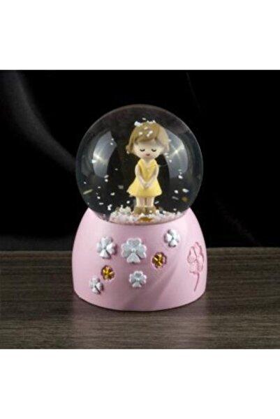 Peyless Erkek Kız Çocuk Figürlü Işıklı Kar Küresi (minik)