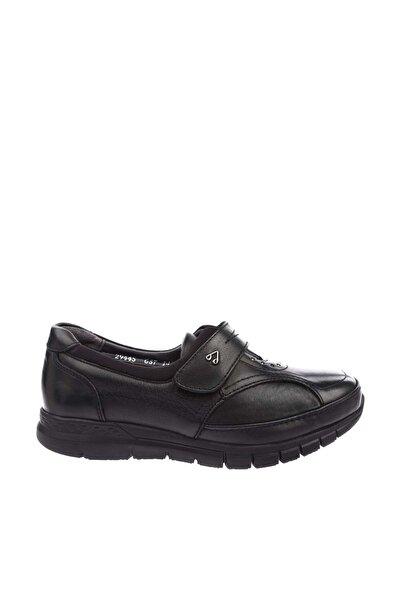 Forelli Kadın Kemik Çıkıntısına Özel Comfort Deri Ayakkabı 29445