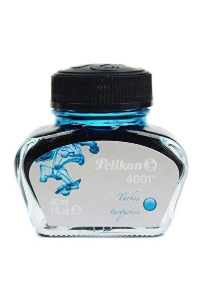 Pelikan 4001 Dolma Kalem Mürekkebi - Turquoise - 30ml