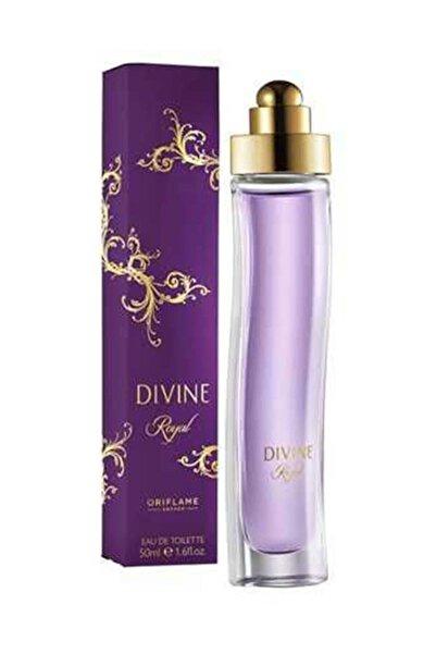 Oriflame Divine Royal Edt 50 ml Kadın Parfümü 5051002222110